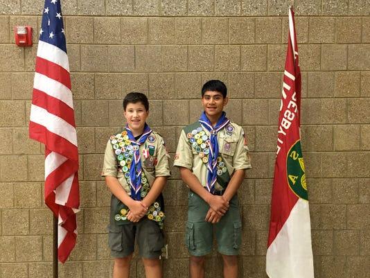 NRO eagle scouts