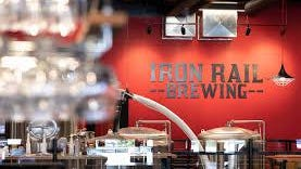 "Downtown Topeka's Iron Rail Brewing has closed temporarily ""due to a recent COVID exposure"" it said Friday on its Facebook page."