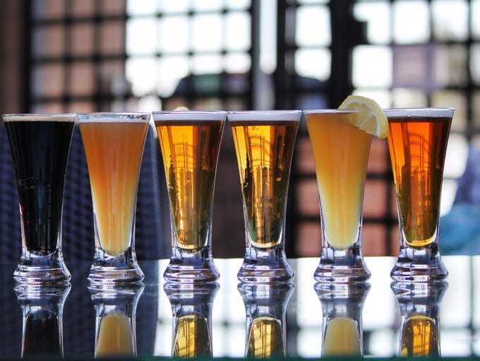 College Street Brewhouse & Pub serves handcrafted beers