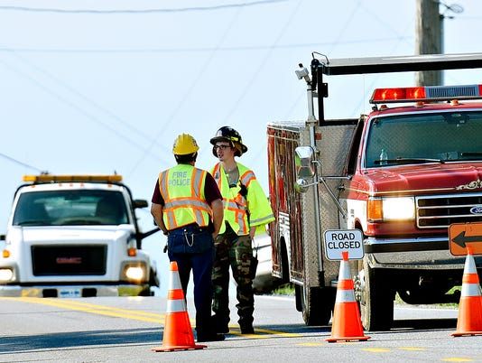 Windsor Township traffic fatality