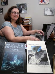 Teresa Sutton is passionate about writing. The Ketcham