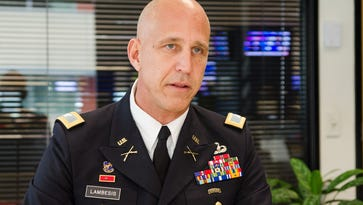 Decorated colonel battles Arizona National Guard effort to oust him