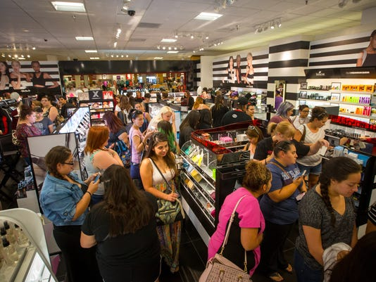 061716 Sephora Opening