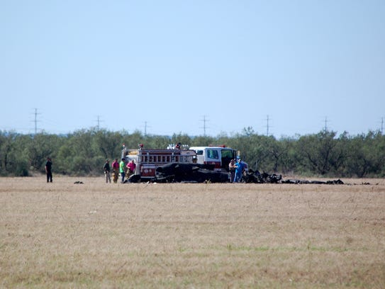 Plane crash Sunday afternoon claimed the life of at