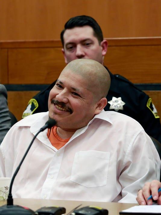 AP OFFICERS KILLED SACRAMENTO VERDICT A USA CA