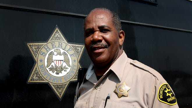 Monterey County Sheriff's Office Deputy Tim Collins