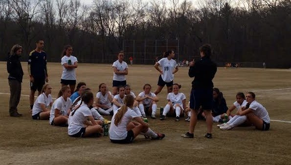 Asheville School is a new WNC entry in this week's N.C. Soccer Coaches Association girls state rankings.