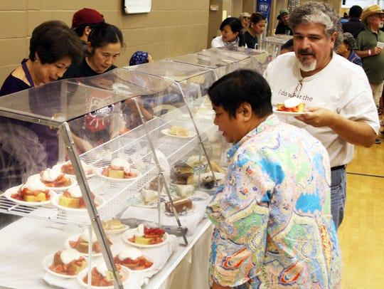 Obon Festival, Salinas Buddhist Temple, Sunday, July