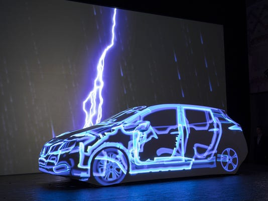 Nissan Futures 3.0 - The Car and Beyond