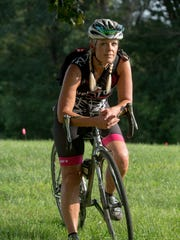 Cyclist Heather Wince was struck by an impaired driver