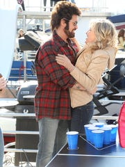 Billy Ray Cyrus and Joey Lauren Adams in CMT's 'Still