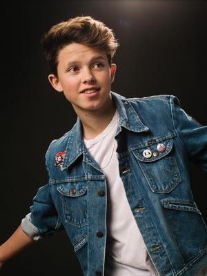 """""""I'm practicing on my guitar all of the time,"""" said Jacob Sartorious. """"I'm taking vocal lessons. I'm going for it."""""""