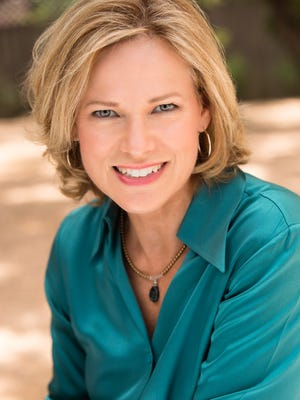 Speaker and author, communicator, coach and connector Patti DeNucci.