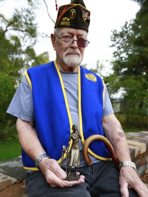 Vietnam veteran Joe Kelbley has organized a special event to honor Gold Star Mothers Thursday, September 21, 2017, at the Veterans Memorial Park in Rothschild, Wis.