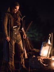 Declan Harp (Jason Momoa) in 'Frontier.'