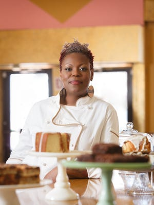 Good Cakes and Bakes chef April Anderson is one of 15 chefs chosen to participate in the James Beard Foundation's Chefs Boot Camp for Policy and Change.