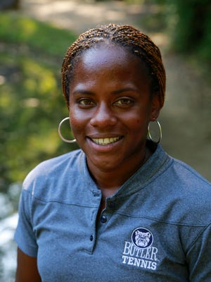 New MTSU women's tennis coach Tayo Bailey-Duvall.