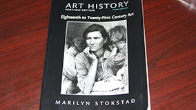 The Williamson County school board approved the use of a controversial textbook for a new AP-level art history class.