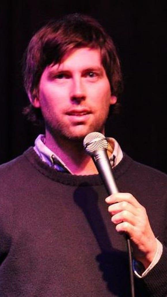 Comedian Sean Jordan.