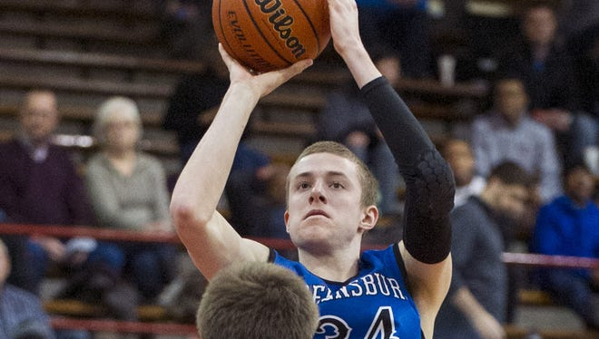 Sean Sellers had 17 points and seven rebounds in Greensburg's win over Mt. Vernon.
