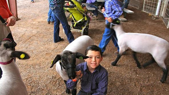 The Grant County Fair returns today in Cliff with animal weigh ins and meetingsm and continues until Sunday.