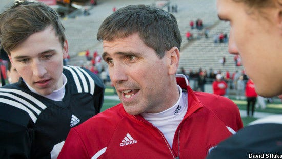 Wisconsin Badgers offensive coordinator Andy Ludwig has taken the same position at Vanderbilt.