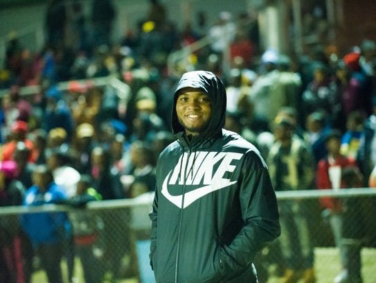 Leo Lewis of Mississippi State was in attendance at
