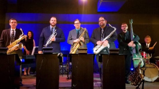 Locally-based jazz group Fifth Avenue will perform at the Milton Theatre at 8 p.m. Friday, Nov. 10. Tickets are $15 and $20.