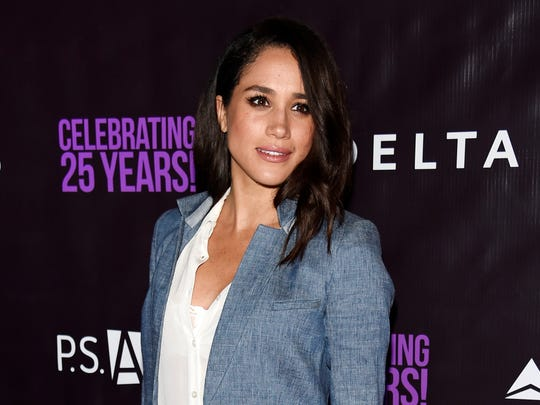 Meghan Markle in May 2016 in Los Angeles.