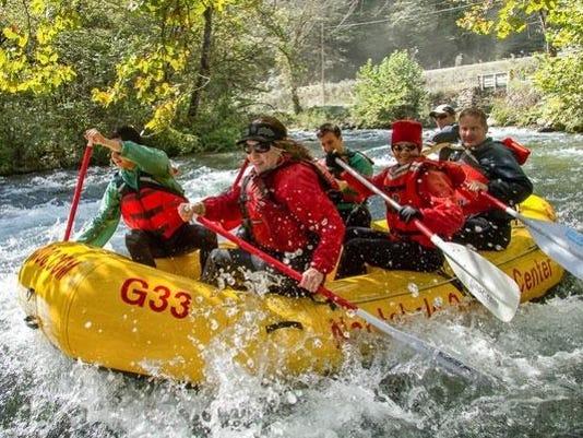 NOC raft