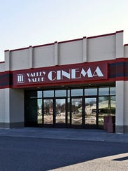 Valley Value Cinema's building was put up for sale