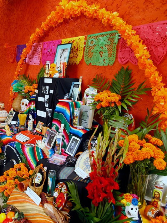 Glossary Day Of The Dead Terms In Spanish