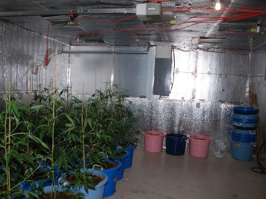 Police and Fire personnel located an elaborate marijuana grow operation. Once it was determined that there were no occupants in the home, Police and Fire personnel vacated the residence and Cape Coral Police began a narcotics investigation.