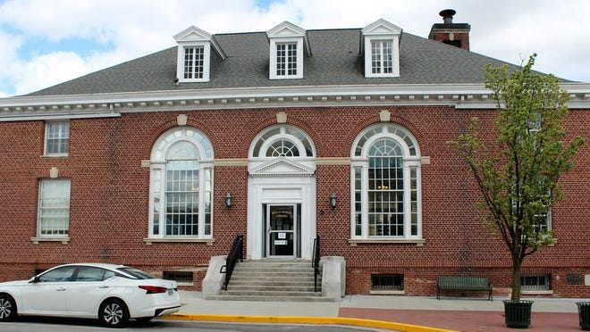 Rolla Public Library is located at 900 N. Pine St. in downtown Rolla.