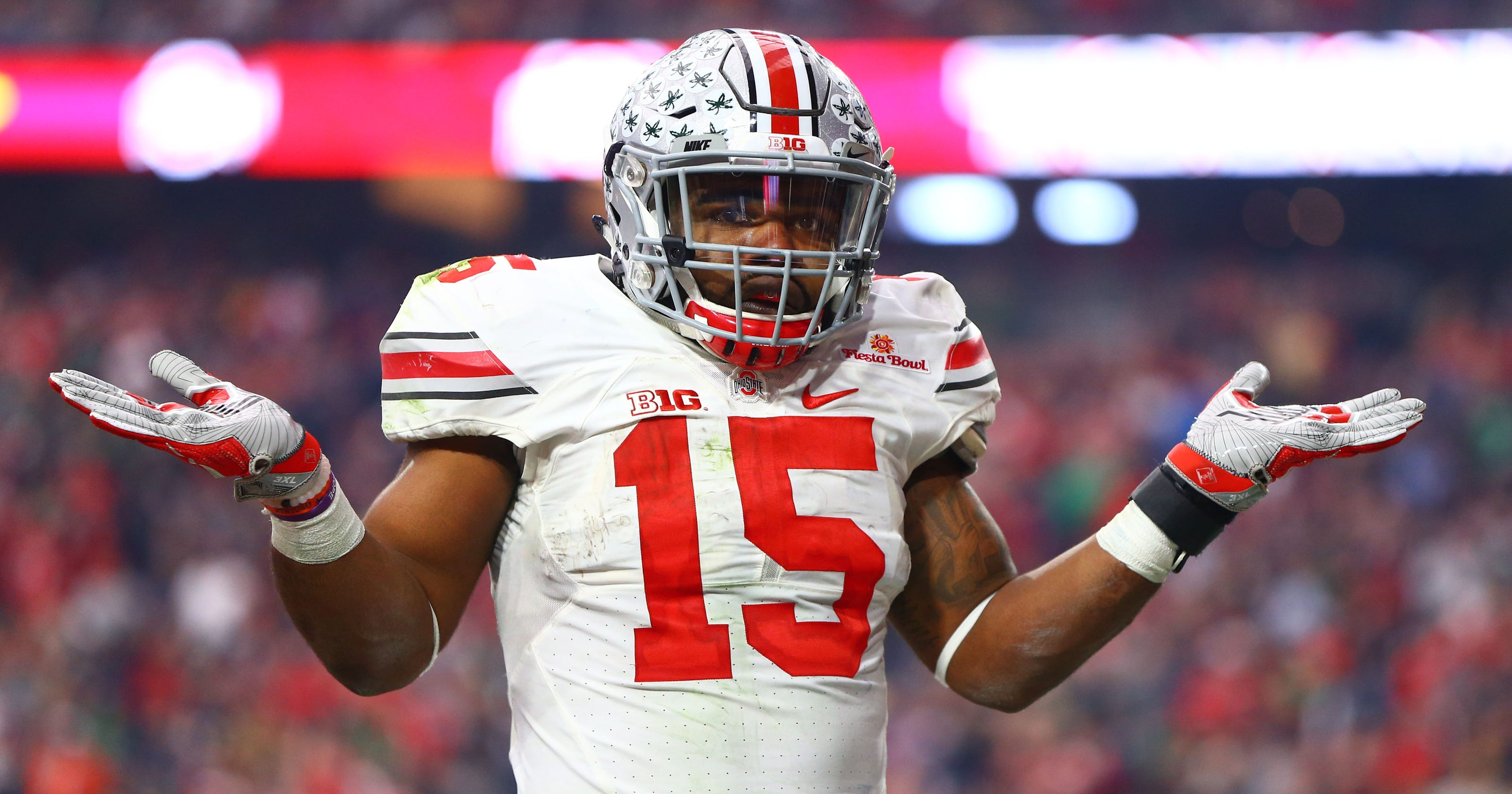 7e41a39ef Cowboys  Ezekiel Elliott admits to drug use at Ohio State during NFL appeal  hearing