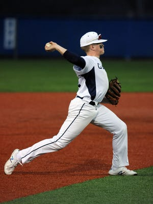 Lancaster senior Jaden Jones  is having another outstanding season after leading the Golden Gales in hitting a year ago with a .444 batting average.