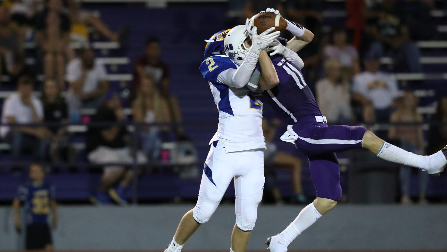 Redding record searchlight sports - What We Learned From Shasta S Win Over Anderson And The Rest Of Week 0 Action