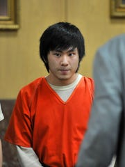 Dylan Yang, 15, of Wausau, was ruled competent to stand