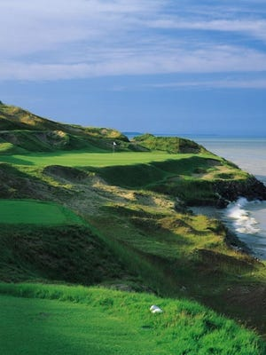 Whistling Straits in the Town of Mosel and other Sheboygan County golf courses help make the area a destination for tourists, officials say. Gannett Wisconsin Media file photo Whistling Straits in Sheboygan