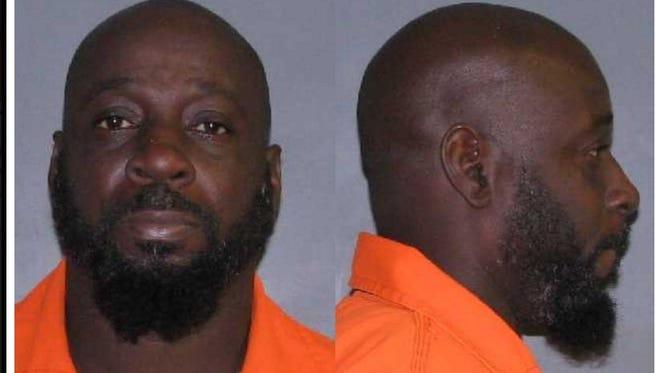 John Arthur Davis, 47, was convicted Tuesday of third-offense felony domestic abuse battery.