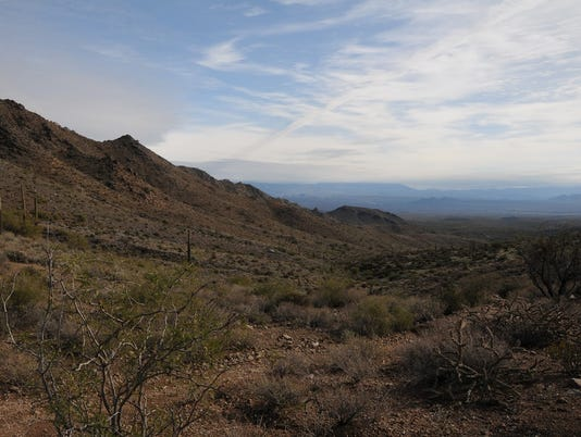 Windgate-Bell Pass loop hike