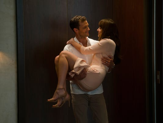 Fifty Shades still