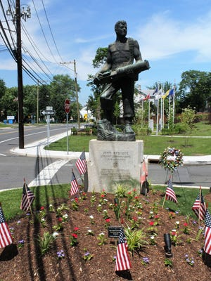 Raritan Borough will celebrate the life and legacy of hometown World War II hero John Basilone this weekend.