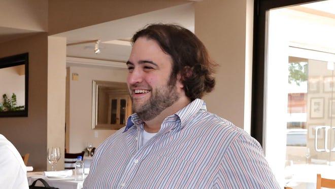 Republic restaurant critic, Dominic Armato.