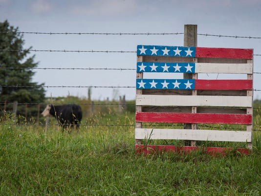 RURAL AMERICA: Union County, Iowa - voters voices