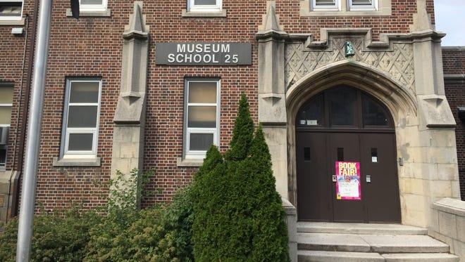 Museum School 25 in Yonkers.