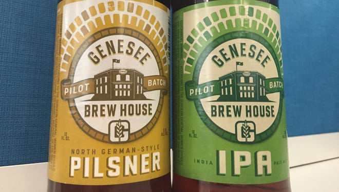 Genesee Brew House brewmaster Dean Jones will lead an online discussion on the brewery's two new pilot batch offerings Thursday night.