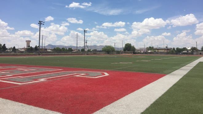 The El Paso Independent School District approved the contract for stadium upgrades at Thomas Jefferson/Silva Magnet High School.