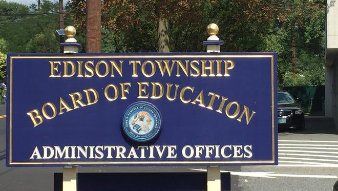 A member of the Edison Board of Education is defending herself amid calls from the public to resign.