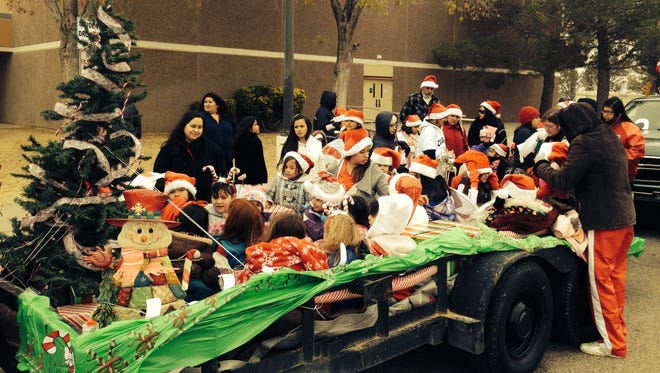 Entries are being accepted for the annual Eastlake Lions Christmas Parade.
